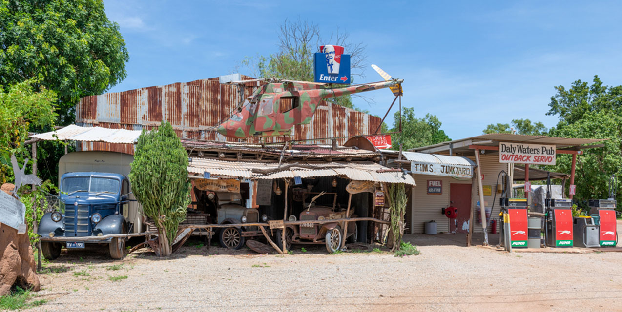 Six Outback Pubs to visit